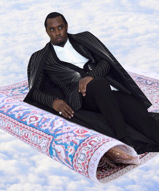 Why Is P. Diddy Lounging on the Steps of The Met?