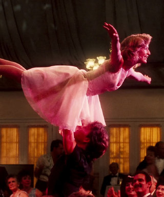 First Look: Dirty Dancing Recreates Baby and Johnny's Iconic Finale Lift