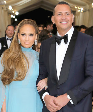 J.Lo Looked Like an Actual Dream at the Met Gala with A-Rod
