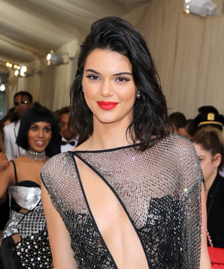 This Is How Long It Took to Make Kendall Jenner's Met Gala Gown