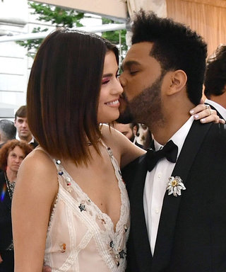 Selena Gomez and The Weeknd Are All Loved Up on The Met Gala Red Carpet