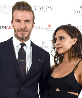David and Victoria Beckham's Most Stylish Couple Moments