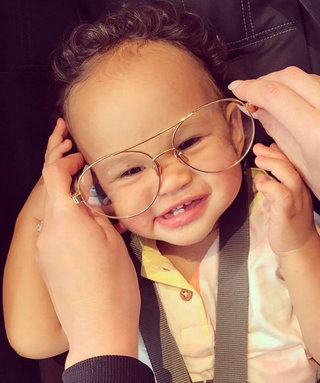 Chrissy Teigen and John Legend Have Spoiled Us with These Cute Baby Luna Photos