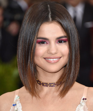 Daily Beauty Buzz: Selena Gomez's Pink Eyeshadow