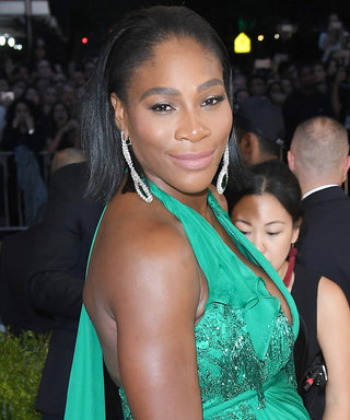 Serena Williams's Baby Bump Makes a Radiant Red Carpet Debut