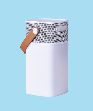 This Pretty Portable Speaker Will Light Up Your Summer Dinner Party