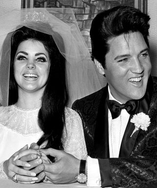Elvis & Priscilla Presley's Nuptials on Their 50th Wedding Anniversary