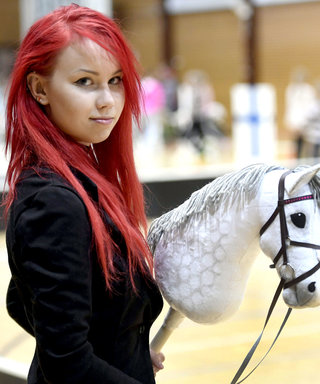 Hobby-Horsing Is the Latest (and Strangest) Craze Among Finnish Teens