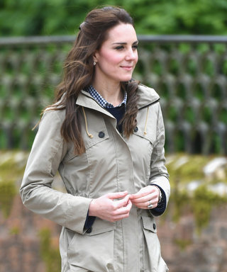 Kate Middleton Tries Her Hand at Farming in Her Most Low-Key Look Yet