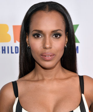 Daily Beauty Buzz: Kerry Washington's Sleek Blowout