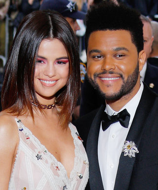 Selena Gomez and the Weeknd Get Cozy During Date Night