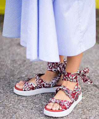 Summer Sandals with TONS of Personality You Need ASAP