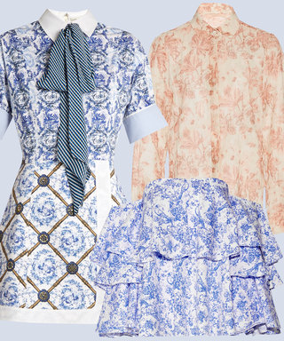 The Best Toile Clothing That Won't Make You Look Like You Belong In a Cupboard