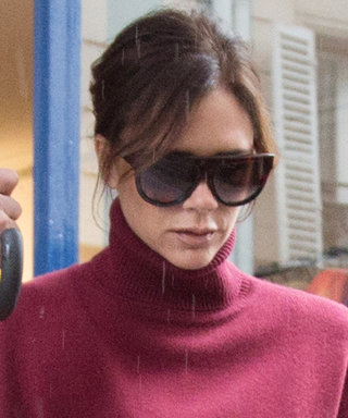 Victoria Beckham Mixes Shades of Pink Like a Pro
