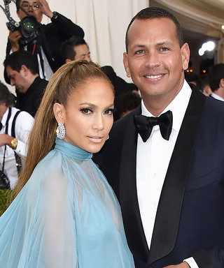 """J.Lo Dishes on Her """"Very Happy"""" Relationship with A-Rod"""