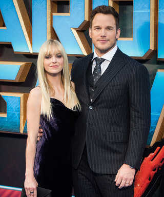 Chris Pratt Says Anna Faris Is the Reason He Can't Stay on a Diet