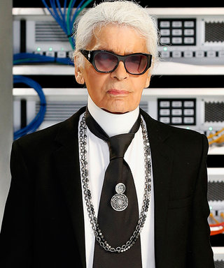 Karl Lagerfeld Creates a Collection on the Down Low—Here's What We Know