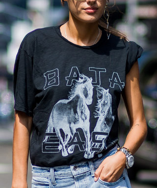 10 Vintage-Inspired Graphic T-Shirts to Buy Now