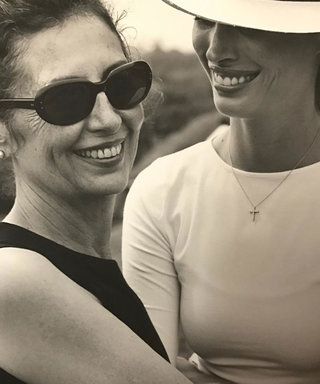 The Woman Behind Christy Turlington Burns's Success? Her Mom, Of Course
