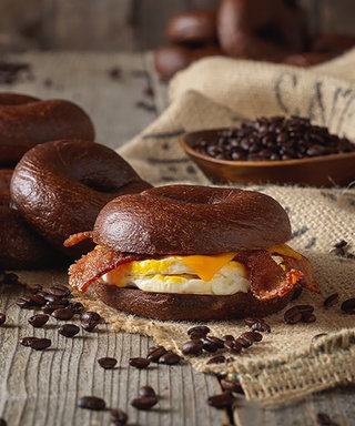 """Will These Caffeinated """"Espresso Bagels"""" Replace Your Morning Coffee?"""