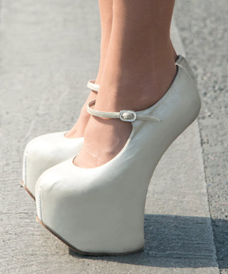 21 Shoes That Look Like They Really, Really Hurt