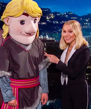 Kristen Bell Made This Frozen Promposal Dream Happen IRL