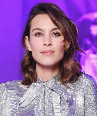 Alexa Chung Reminds Us Yet Again She's The Coolest Person Ever