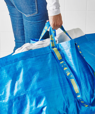 Ikea Is Having Off-White's Virgil Abloh Redesign Its Blue Bag
