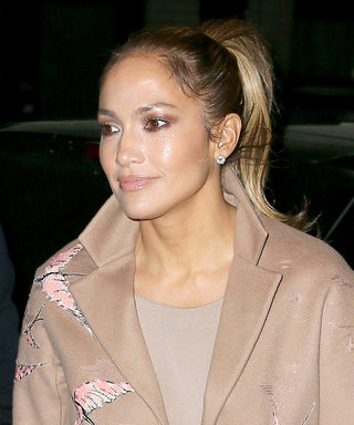 Jennifer Lopez's Coat Is the Answer to Spring's Unpredictable Weather