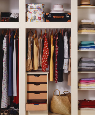 Smart Organizing Tricks for a Clutter-Free Closet