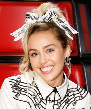 Miley Cyrus's Giving Us a Taste of Her New Album at the Billboard Music Awards