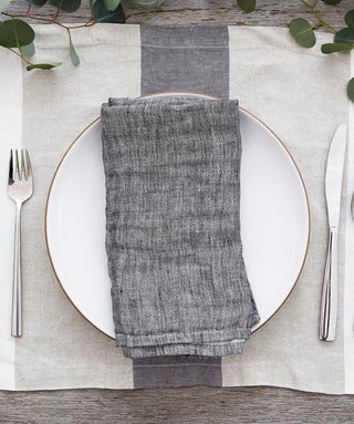 Your Favorite Bedding Brand Just Launched Table Linens
