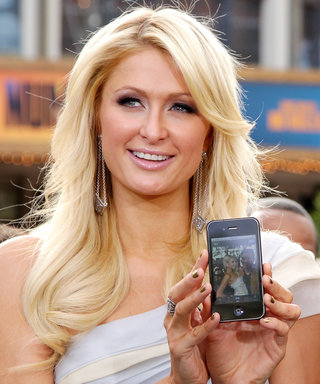 Paris Hilton Claims to Have Invented the Selfie