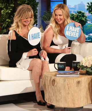 Amy Schumer Dishes on Shooting Her Topless Snatched Scene