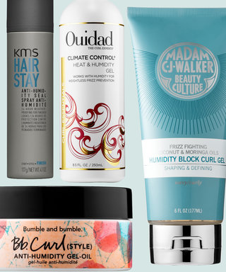 These Humidity-Proof Hair Products Are Basically Raincoats for Your Blowout