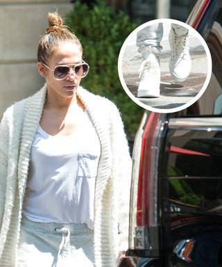 J.Lo Reigns as Street Style Queen in Off-White Timberland Boots