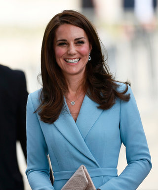 Kate Middleton Is a Real-Life Cinderella on a Visit to Luxembourg