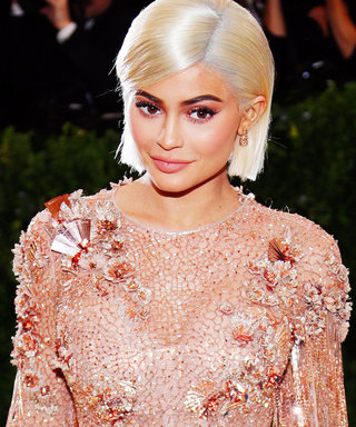 Kylie Jenner Becomes a Real-Life Barbie in a High-Cut Swimsuit