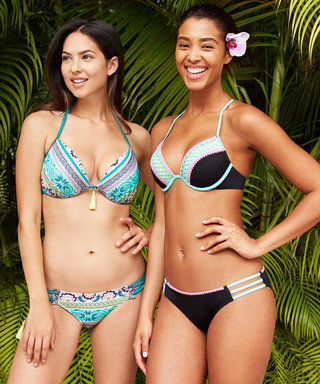 Swim Week: Under-$50 Summery Swimsuits from Target