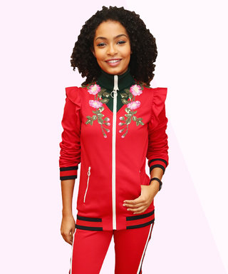 Yara Shahidi Is Proudly Taking Up Space and Looking Chic While Doing It
