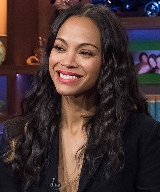 Zoë Saldana Gets Real About Motherhood in Hollywood
