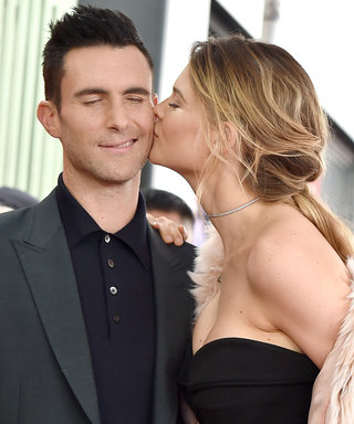 Adam Levine Honors His Love for Behati Prinsloo with a Huge Tattoo