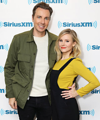 Kristen Bell Shares Photo of Her Waiting for Birth of First Child
