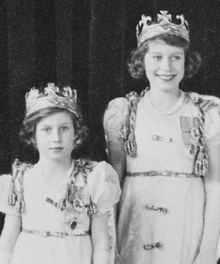 Queen Elizabeth Is the Cutest Kid in Photos from Dad's Coronation Day