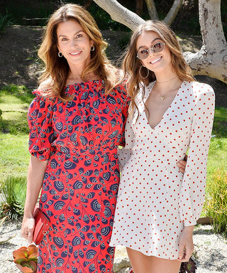 We Caught Up With Cindy Crawford and Kaia Gerber for Mom's Day