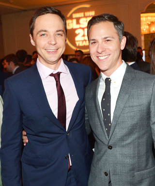 Big Bang Theory's Jim Parsons and His Partner Todd Spiewak Just Got Married