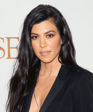 "Kourtney Kardashian Strips Totally Naked to Be One with ""Mother Nature"""