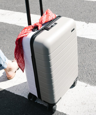 Away and Madewell Just Launched the Smart Suitcase of Your Dreams