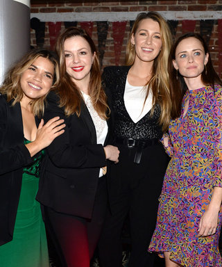 Sisterhood of the Traveling Pants Cast Reunites in N.Y.C. for the Sweetest Reason
