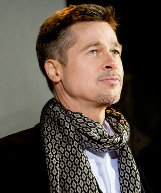 """Brad Pitt on """"Keeping the Ship Afloat"""" for the Kids After His Angelina Jolie Split"""